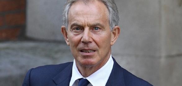 Tony Blair, primo ministro del Regno Unito dal 1997 al 2007