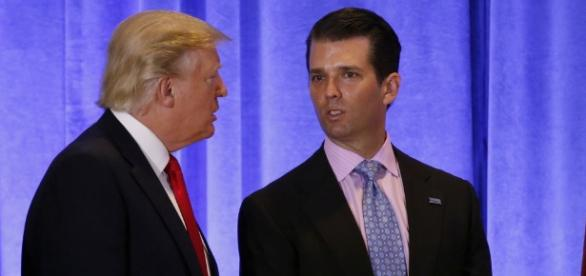 Trump dictated misleading statement on son's meeting with Russian ... - aol.com