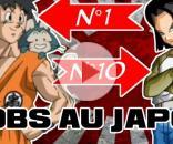 DBS au japon... Yamcha n°1, N°17 n°10