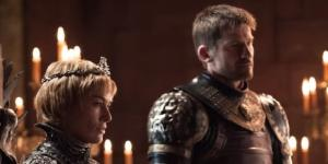 "Cersei and Jaimie Lannister in ""Game of Thrones"" Season 7. (Photo:YouTube/Hybrid Network)"