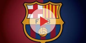 Logo du FC Barcelone - Espagne