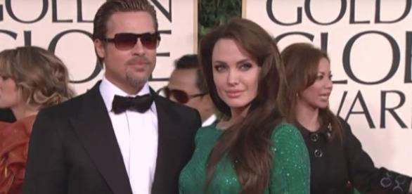 Angelina Jolie, Brad Pitt - YouTube screenshot | E! News/https://www.youtube.com/watch?v=5iYzdSR-4L4