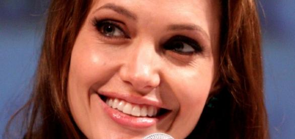 Angelina Jolie, Brad Pitt working on their marriage? [Image via Flickr/Gage Skidmore]