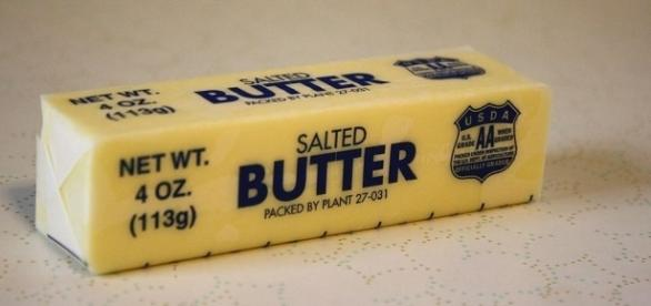 Butter product / Photo via photos-public-domain.com, Wikimedia Commons