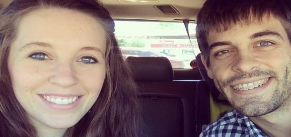 'Counting On' stars Jill Duggar and Derick Dillard / Photo via Jill Duggar , Instagram
