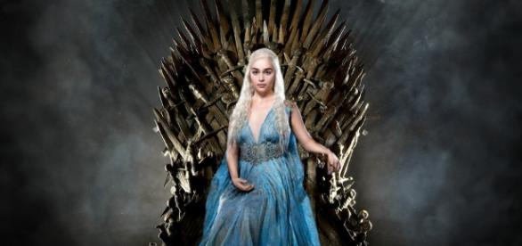 Will Daenerys occupy the Iron Throne? [Image via Flickr/Andrea Acuna]