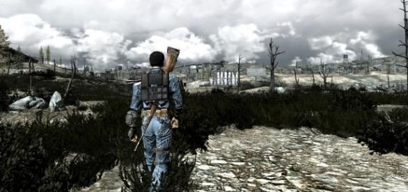 Fallout 3 (via flickr - Kenneth DM)