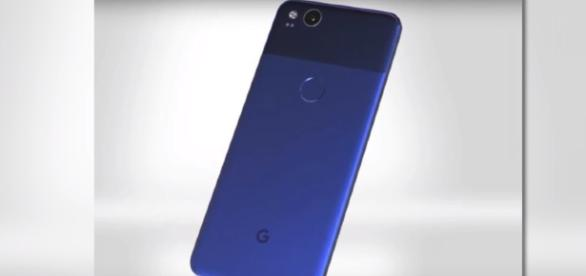 Google Pixel 2 - YouTube/Krystal Key Channel