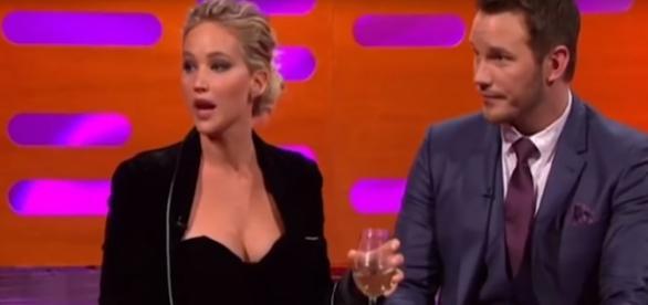 Jennifer Lawrence - YouTube screenshot | Nicki Swift/https://www.youtube.com/watch?v=pQvk3DLIl7M