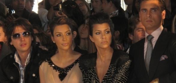 Kourtney Kardashian brags about weight-loss tip. - Wikimedia/Bettina Cirone