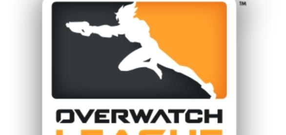 Overwatch League Logo - Blizzard Entertainment | Wikimedia
