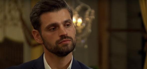Peter Kraus speaks up about his relationship with Rachel Lindsay. (YouTube/Bachelor Nation on ABC)