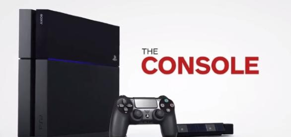 PS4 console - YouTube/IGN Channel