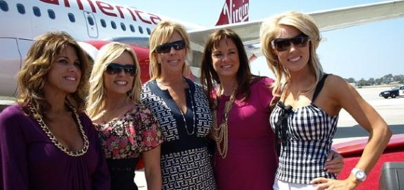 'Real Housewives of Orange County' stars Vicki Gunvalson, Shannon Beador feud/Gina Hughes via Wikimedia Commons