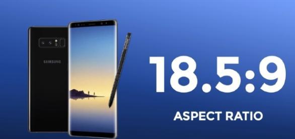 Samsung Galaxy Note 8 - YouTube/GadgetMatch Channel