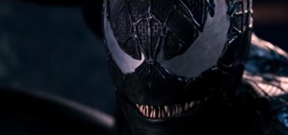 Venom in Spider Man 3- YouTube/TheGreatDeadpoolio