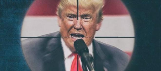 A conspiração contra o presidente Trump