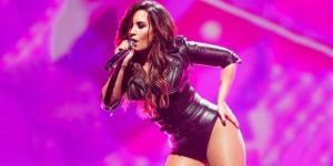 Lovato afirma sentirse segura de su cuerpo ahora