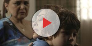 'A Força do Querer': Dedé não é filho de Rubinho