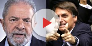 Jair Bolsonaro e Lula estão na frente nas pesquisas