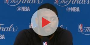 "Kyrie Irving acted ""sullen or reclusive"" around his teammates during the postseason -- NBA via YouTube"