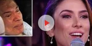 A apresentadora de TV é filha de Silvio Santos.