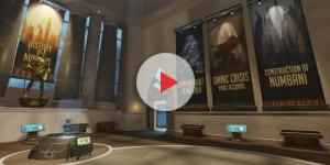 "The Numbani map in ""Overwatch"" receives a new exhibit and a couple of tweaks (via Blizzard Entertainment)"