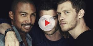 The Originals, season 4 (Marcel, Elijah, Klaus).