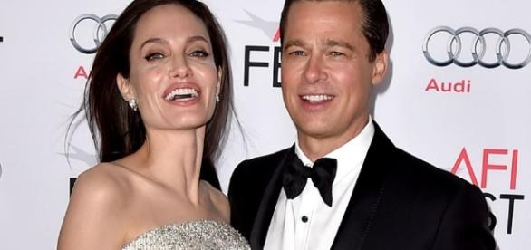 Angelina Jolie and Brad Pitt are still divorcing despite reunion rumors. Photo by Paparzzi/YouTube Screenshot