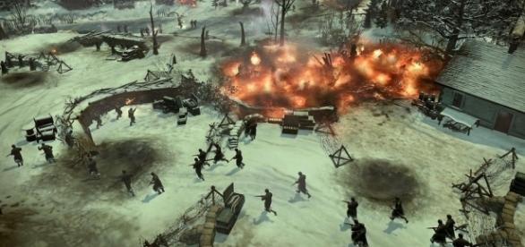 Ardennes Assault Expansion Coming To Company Of Heroes 2 This Year (via flickr - BagoGames)