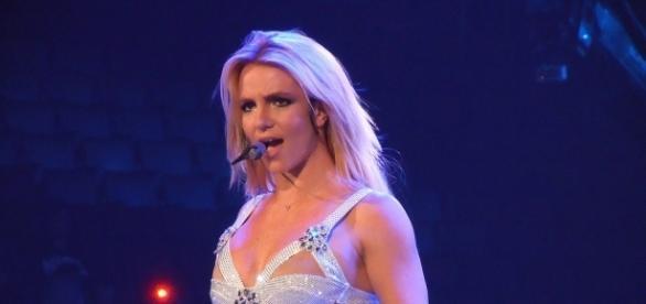 Britney Spears Femme Fatale Tour hnkkk via Flickr