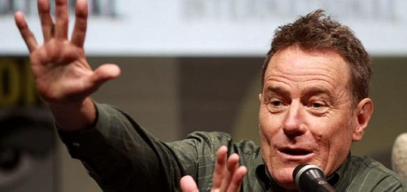 Bryan Cranston told Conan O'Brien that he and his wife were caught having sex on a train [Image: Wikimedia/Gage Skidmore/CC BY-SA 2.0]