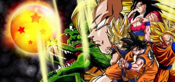Dragon Ball Z, GT poster - Flickr, Net Sama