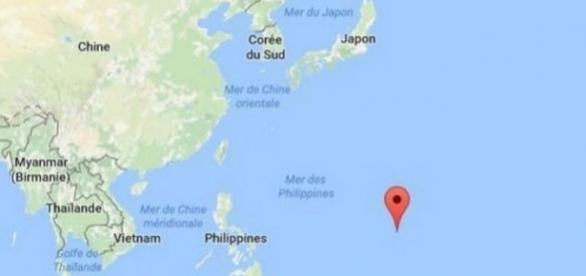 L'île de Guam est menacée par la Corée du Nord.