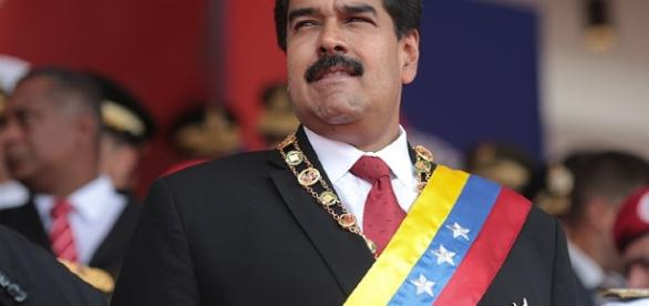 Nicolas Maduro (Hugoshi wikimedia commons)