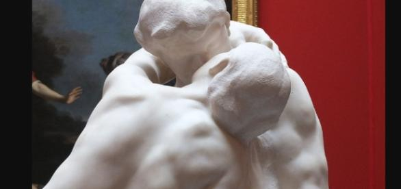 Rodin - The Kiss - Image Own work by Ad Meskens | Wikimedia Commons