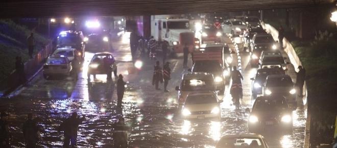 Los problemas de agua en la Ciudad de México