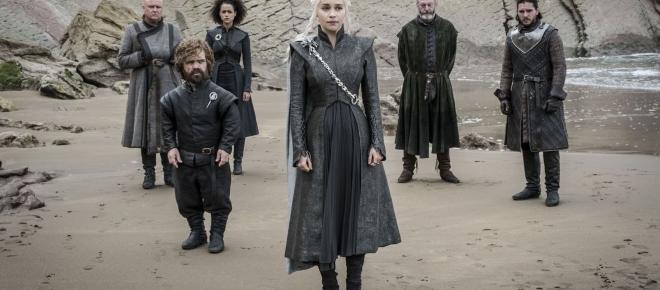 El fuego está cada vez más presente en Westeros
