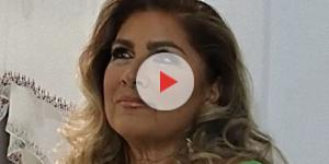 "Romina Power intervistata da ""Oggi""."
