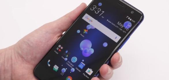 HTC U11 Life - YouTube/PhoneArena Channel