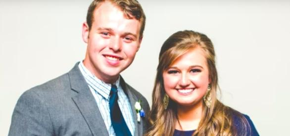 Joseph Duggar and Kendra Caldwell--Image via Duggars, Love and Christianity/YouTube
