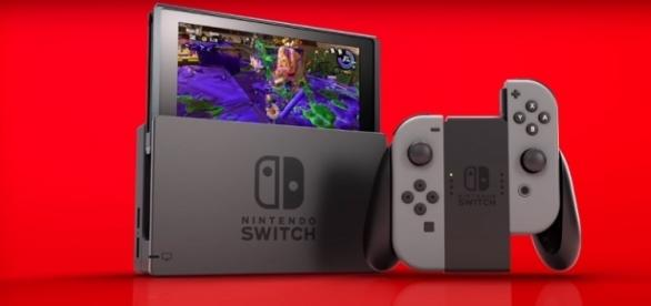 Nintendo Switch Display (Nintendo/YouTube Screenshot) https://www.youtube.com/watch?v=68OcUvRYz3I&t=1s
