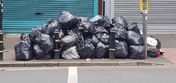 Volunteers step in to clear huge piles of rubbish in Birmingham ... - thesun.co.uk