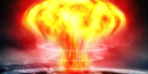 A nuclear explosion can have terrible effects. Photo credit pixabay.com/en/nuclear-explosion-mushroom-cloud-356108/