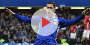 Eden Hazard set to reach landmark goal total before several ex ... - givemesport.com