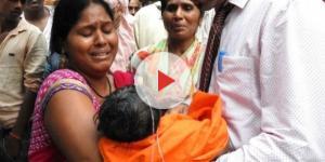 Pelo menos 60 crianças que estavam internadas em hospital indiano morreram na última semana
