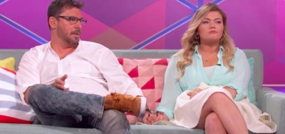 Amber Portwood and Matt Baier--Image by MTV/YouTube