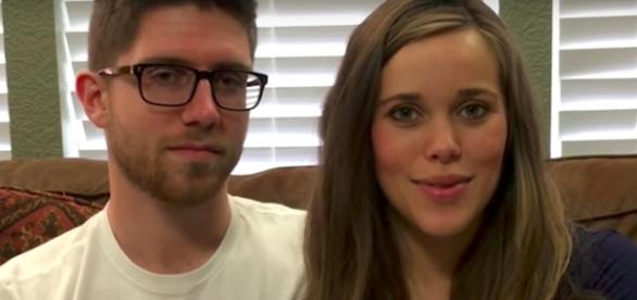 Ben Seewald and Jessa Duggar--Image by TLC/YouTube