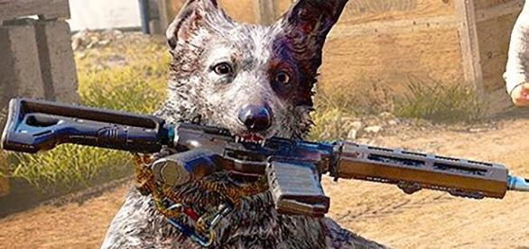 'Far Cry 5' dog companion Boomer indestructible with fire, more details revealed(Izuniy/YouTube Screenshot)