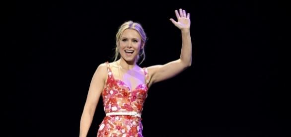 Kristen Bell photographed at the The Ultimate Disney Fan Event last July - Flickr/Disney | ABC Television Group